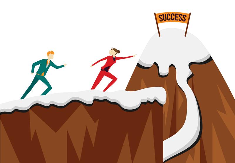 برنامه ریزی کسب و کار - استراتژی - استراتژی مدیریت - هدف گذاری