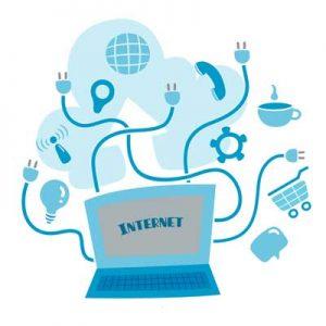 توسعه شرکت - اینترنت و فضای مجازی